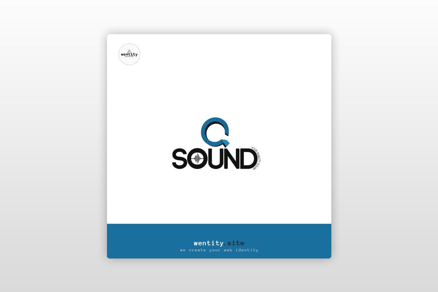 qSound | logo
